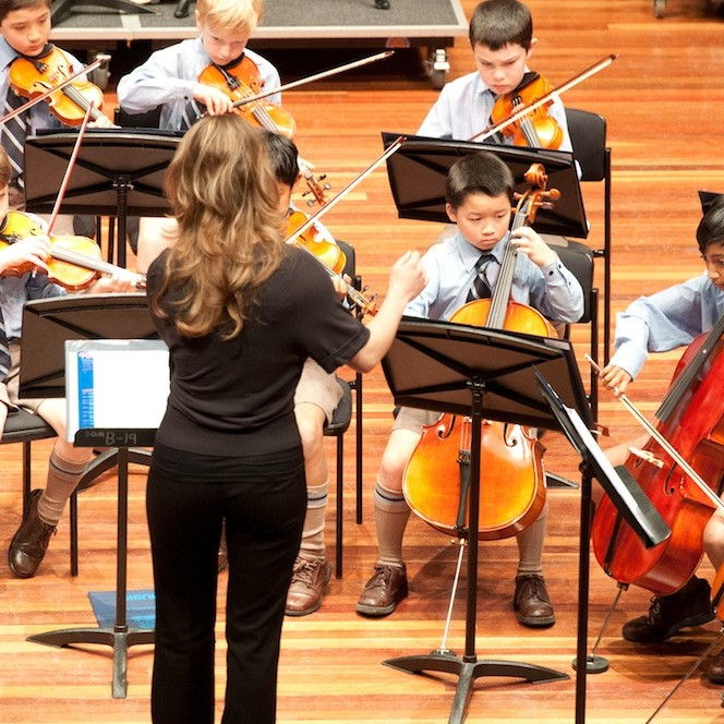 Canberra Grammar Junior School String Orchestra_006